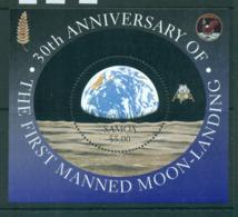 Samoa 1999 Moon Landing 30th Anniv. MS MUH Lot54924 - Samoa