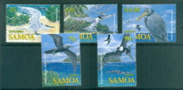 Samoa 2004 Seabirds Of Samoa MUH - Samoa