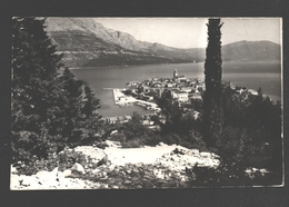 Korcula - Panorama - Photo Card - Croatia