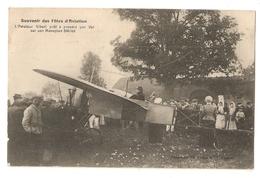 16 Cognac, Fêtes D'aviation, L'aviateur Gibert Prêt à Prendre Son Vol ... (A1p12) - Cognac
