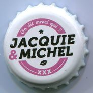 CAPSULE-BIERE-BEL-BRASSERIE DE BOCQ JACQUIE & MICHEL - Beer