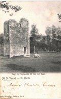 NIL ST.VINCENT  Cour  Des Sarrassins Dit Tour Del Vaulx. - Walhain