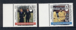 Solomon Is 1986 Royal Wedding Andrew & Sarah MUH - Solomon Islands (1978-...)