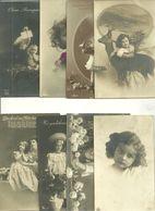 24 Alte Kinderfotographien - Kinder