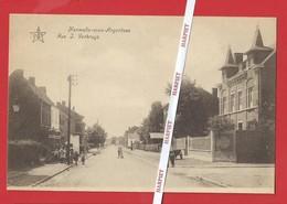 HERMALLE-SOUS-ARGENTEAU  -  Rue J. Verkruys - Oupeye