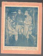 Cahier D'écolier Avec Couverture Illustrée : Les Scènes De La Guerre N°3  (PPP9485) - Protège-cahiers