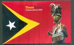 Timor Leste 2002 Independence POP Lot81247 - Stamps