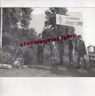 15-CLAVIERES- EN MAI 1944- GUERRE 39-45-RESISTANCE MAQUIS- AU MONT MOUCHET LA FRANCE LIBRE-LIBERATION - Reproductions