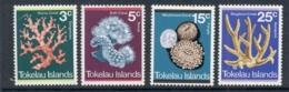 Tokelau Is 1973 Marine Life Coral MUH - Solomon Islands (1978-...)