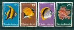 Tokelau Is 1975 Fish MUH Lot81428 - Solomon Islands (1978-...)