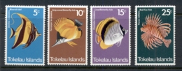 Tokelau Is 1975 Marine Life, Fish MUH - Solomon Islands (1978-...)