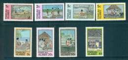 Tokelau Is 1976 Island Life Perf 14 MUH Lot52076 - Solomon Islands (1978-...)