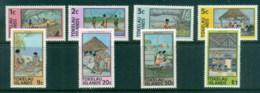 Tokelau Is 1976 Pictorials MLH - Solomon Islands (1978-...)