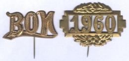 Insigne De Conscrit - Insignes & Rubans