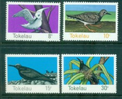 Tokelau Is 1977 Birds Of Tokelau MUH Lot81453 - Solomon Islands (1978-...)