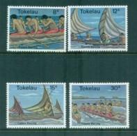 Tokelau Is 1978 Canoe Racing MUH Lot81433 - Solomon Islands (1978-...)