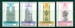 Tokelau Is 1978 QEII Coronation 25th Anniv. MLH - Solomon Islands (1978-...)
