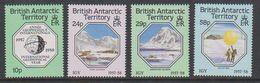 British Antarctic Territory 1987 International Geophysical Year 4v ** Mnh (40935) - Ongebruikt