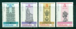 Tokelau Is 1978 QEII Coronation, 25th Anniversary , Royalty MUH - Solomon Islands (1978-...)