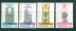Tokelau Is 1978 Westminster Abbey, Coronation Of QEII 25th Anniv. MUH Lot81454 - Solomon Islands (1978-...)