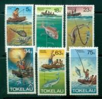 Tokelau Is 1982 Fishing Methods MUH Lot81438 - Solomon Islands (1978-...)