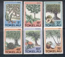 Tokelau Is 1985 Fruit, Trees, Flower MUH MUH - Solomon Islands (1978-...)