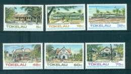 Tokelau Is 1985 Public Buildings MUH Lot52091 - Solomon Islands (1978-...)