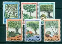 Tokelau Is 1985 Trees Fruits & Herbs MUH Lot43443 - Solomon Islands (1978-...)