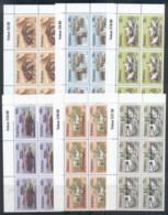 Tokelau Is 1986 Wildlife, Birds, Crab, Turtle Blk6 MUH - Solomon Islands (1978-...)