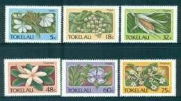 Tokelau Is 1987 Flowers MUH Lot52094 - Solomon Islands (1978-...)