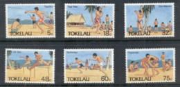 Tokelau Is 1987 Olympic Sports MUH - Solomon Islands (1978-...)