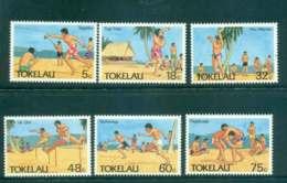 Tokelau Is 1987 Sports MUH Lot43449 - Solomon Islands (1978-...)