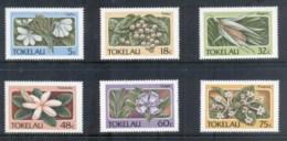 Tokelau Is 1987 Tropical Flowers, Hibiscus MUH - Solomon Islands (1978-...)