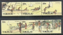 Tokelau Is 1989 Food Gathering MUH - Solomon Islands (1978-...)