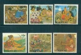 Tokelau Is 1990 Womens Work & Leisure MUH Lot52100 - Solomon Islands (1978-...)