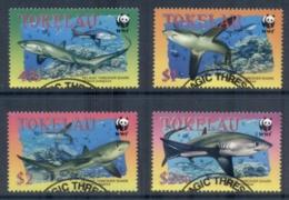 Tokelau Is 2002 WWF Pelagic Thresher Shark FU - Solomon Islands (1978-...)
