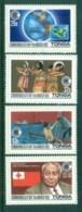 Tonga 1983 Commonwealth  Day MUH Lot81492 - Tonga (1970-...)