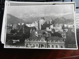 19209) CHILE SANTIAGO VISTA PARCIAL NON VIAGGIATA OTTIMO STATO - Cile