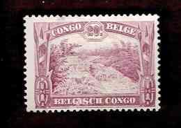 Congo Belge: OBP-COB.  1931- N°170. *SCENES INDIGENES, ANIMAUX ET PAYSAGES*    20c   Neuf*  . - Congo Belge