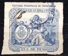 Fiscal De 1894 - Fiscales