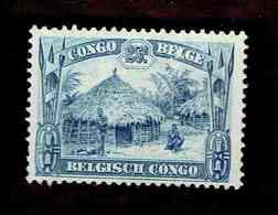 Congo Belge: OBP-COB.  1931- N°171. *SCENES INDIGENES, ANIMAUX ET PAYSAGES*    25c   Neuf*  . - Congo Belge