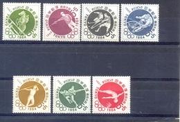 JAPAN   (AZI 329) - Summer 1964: Tokyo