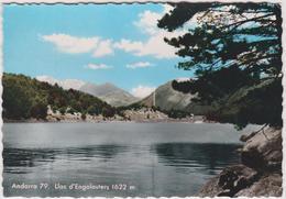 Andorre   Llac D'engolasters 1622 M - Andorra