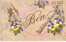 Carte Celluloid : Bon Pour 365 Jours De Bonheur - Fancy Cards