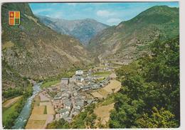 Andorre  Valls D' Andorra  Vue Generale - Andorra