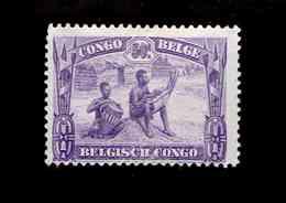 Congo Belge: OBP-COB.  1931- N°173. *SCENES INDIGENES, ANIMAUX ET PAYSAGES*    50c   Neuf*  . - Congo Belge