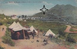 COL De BROUÏS Entre Sospel Et Breil. Campement De Chasseurs Alpins. - France