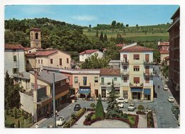 Italie -- CASTROCARO  TERME --1995--Vue Panoramique (voitures,vélos).....cachet ---Beau Timbre - Italie