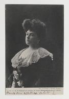 Storia Autografi - Sigla Della Principessa Maria Letizia Bonaparte - 1905 - Autografi