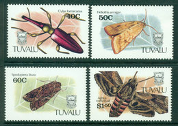 Tuvalu 1991 Insects MUH Lot20428 - Tuvalu